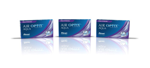 alcon air optix aqua -overzicht